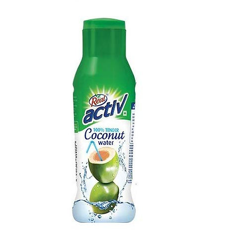 Dabur Real Active Coconut Water, 200ml