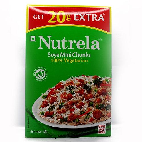 Ruchi Nutrela Soya Mini Chunks, 200g (Get 20g EXTRA)