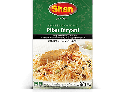 Shan Pilau Biryani, 50g