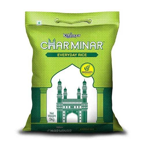 Kohinoor Charminar Everyday Rice (Basmati Tukda Rice), 5Kg