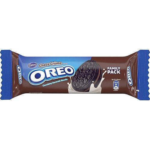 Cadbury Oreo Choco Crème Biscuits, 120g