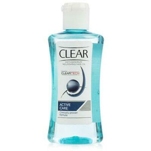 Clear Active Care - Anti-Dandruff Nourishing Hair Oil, 75ml
