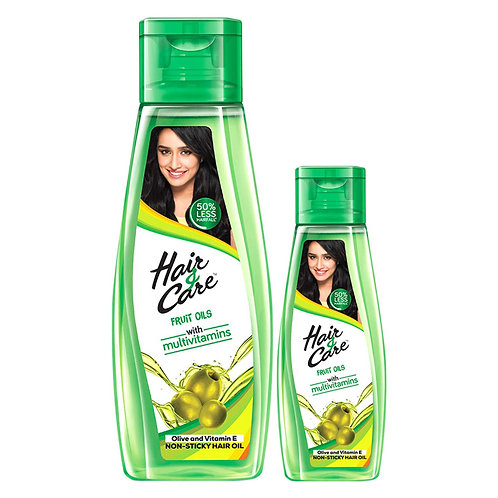 Hair & Care Fruit Oils, 300ml + 100ml FREE