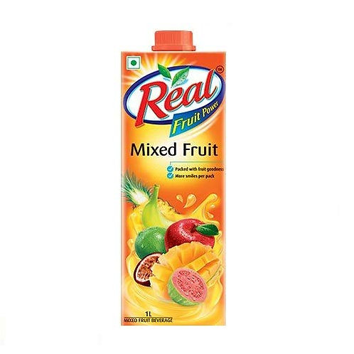 Real Fruit Power - Mixed Fruit Juice, 1 Ltr