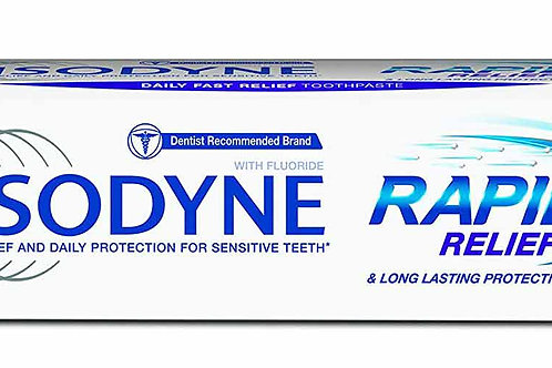 Sensodyne Rapid Relief Tooth Paste, 40g