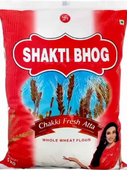 Shakti Bhog Atta, 5kg
