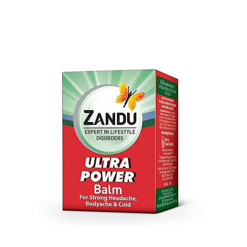 Zandu - Ultra Power - Balm, 8ml