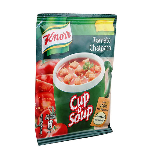 Knorr - Tomato Chatpata - Cupa-Soup, 14g