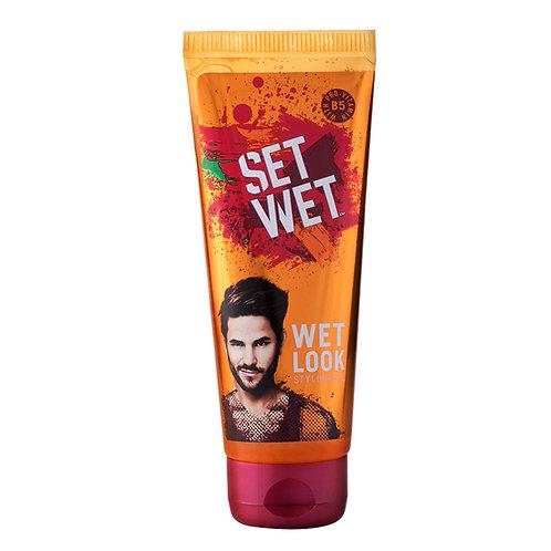 Set Wet Wet Look Hair Styling Gel For Men, 100ml