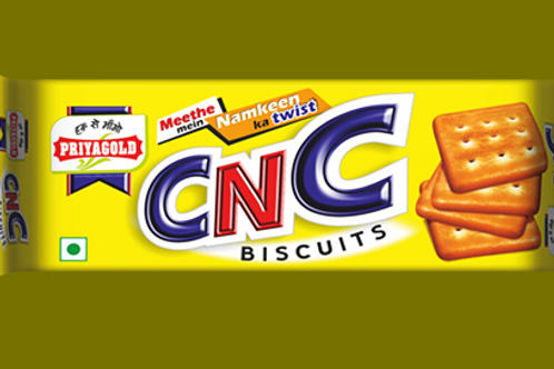 PriyaGold CNC Biscuits, (36g + 9g = 45g) 25% Extra