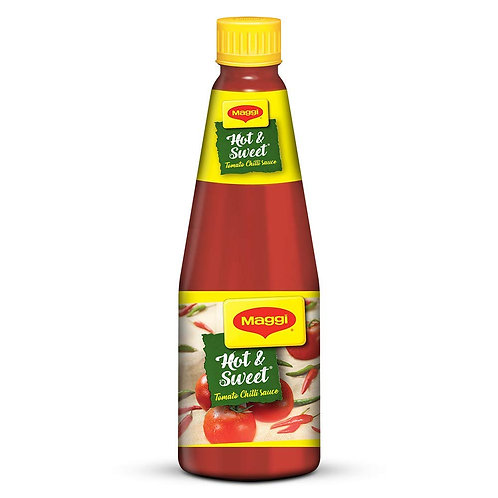 Maggi Hot & Sweet Tomato Chilli Sauce, 500g