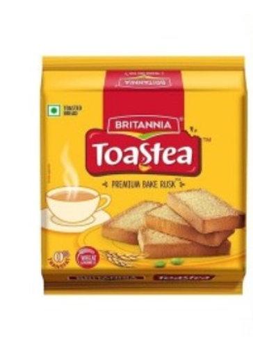 Britannia Toastea - Premium Bake Rusk, 273g