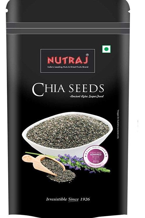 Nutraj - Chia Seeds, 200g