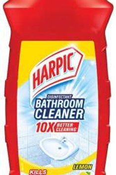 Harpic Disinfectant Bathroom Cleaner - Lemon, 500ML