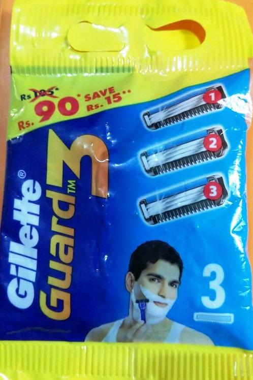 Gillette Guard 3 Cartridge 3N