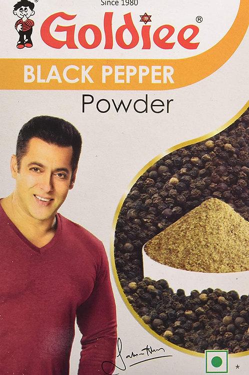 Goldie Black Pepper Powder, 50g