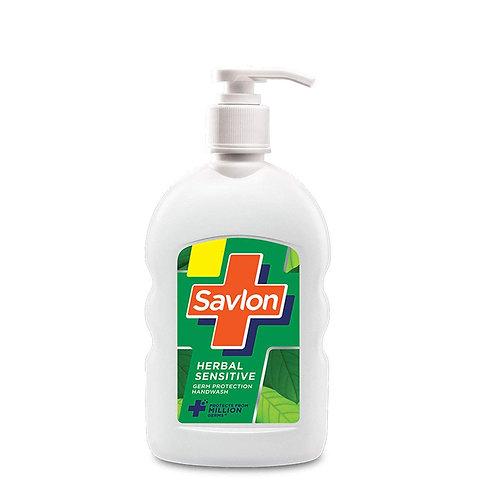 Savlon Herbal Sensative Hand Wash, 200ml