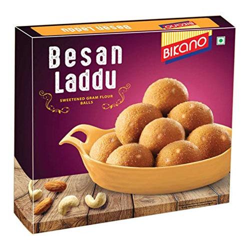 Bikano - Besan Laddu, 400g
