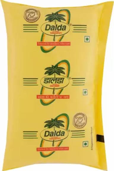 Dalda Vanaspati, 1ltr (Pouch)