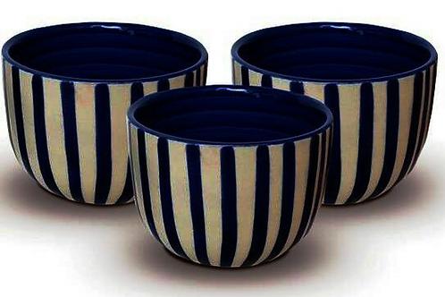 Royal Hand Painted Bowls - Ceramic 3 N