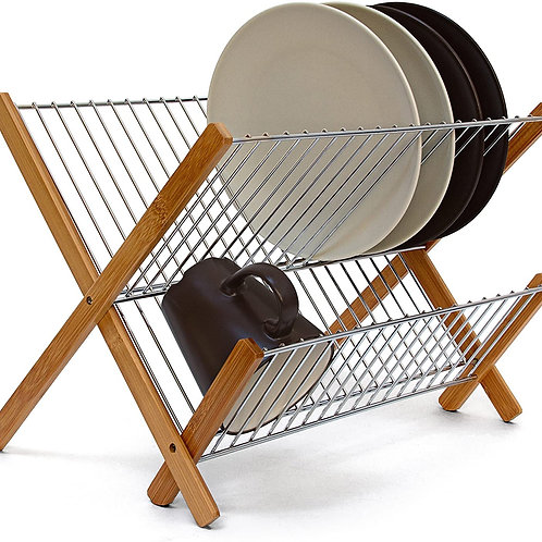 Imported Fold-able Dish Rack