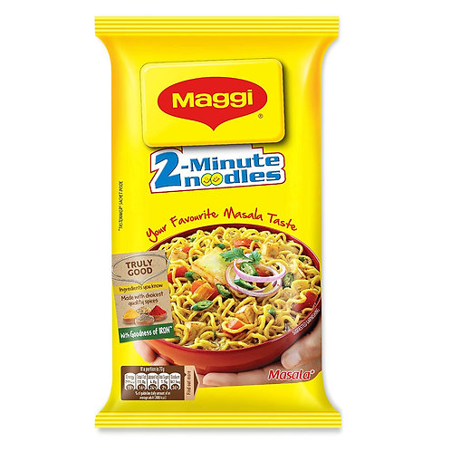 Maggi 2-Minutes Noodles Masala, 140g