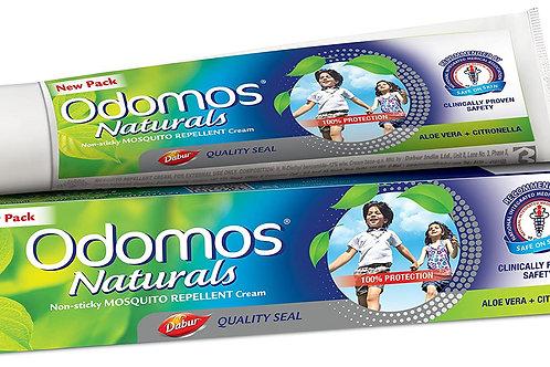 Odomos Naturals Non-Sticky Mosquito Repellent Cream, 100g