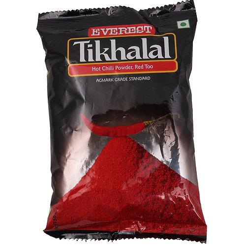 Everest- Tikhalal- Hot & Red Chilli Powder, 200g (Pouch)