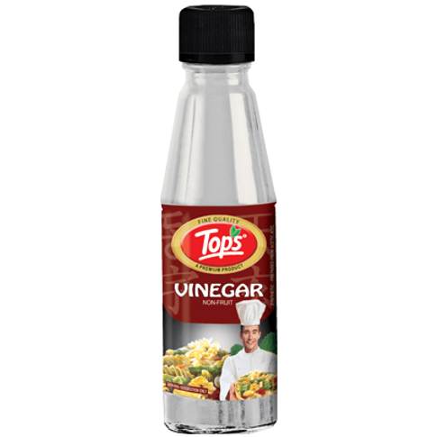 Tops Vinegar - Synthetic (White), 180ml