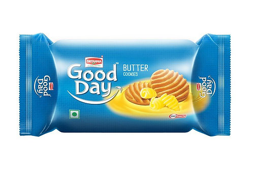 Britannia Good Day Butter Cookies, (33g+5g = 38g) 15% Extra