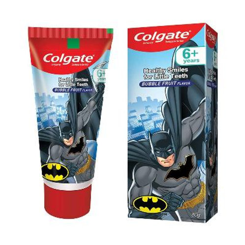 Colgate - Anti Cavity Toothpaste for Kids (6+ Yrs), 80g