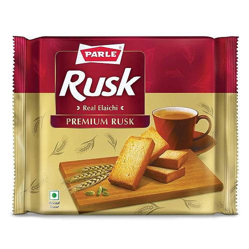 Parle Premium Rusk- Real Elaichi, 200g