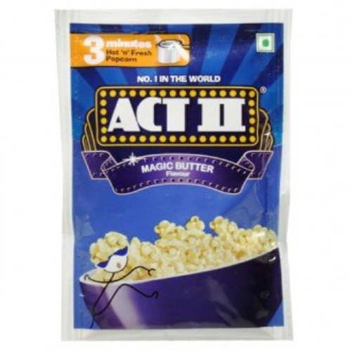 Act II Magic Butter, 30g + 10g Extra = 40g