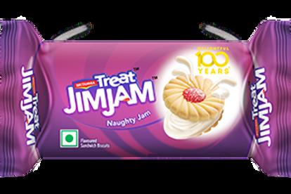 Britannia Treat JIMJAM Biscuits, 62g