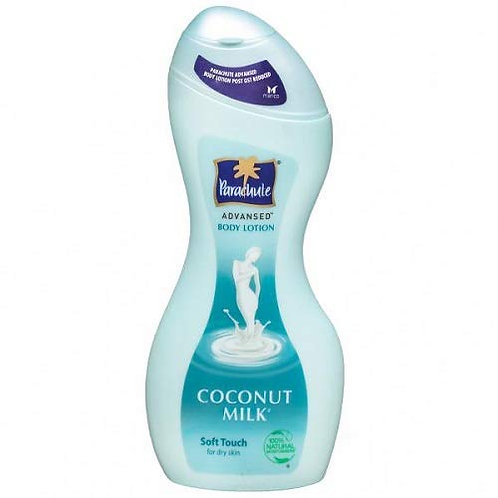 Parachute Advansed- Body Lotion- Coconut Milk- Soft Touch, 250ml