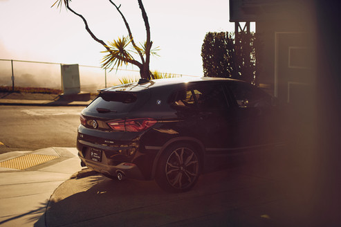 BMW X2 | PACIFICA