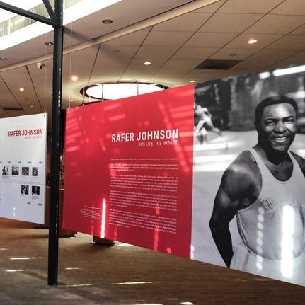 LA84 Foundation Exhibit