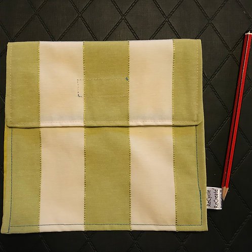 Retro Stripes Sandwich Bag -Highly Commended of the Sustainable category in the