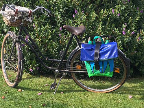 Meadow Blue Pannier