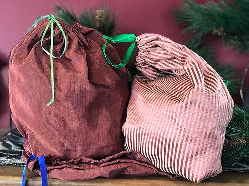 Copper Glow Gift Bag Set