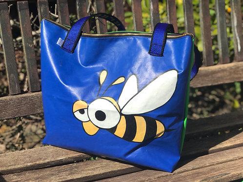 Bouncy Bee - Blue