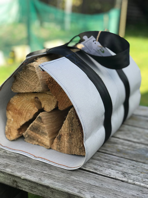 Silver Fox Firewood Carrier