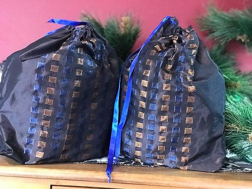 Metallic Gift Bag Set