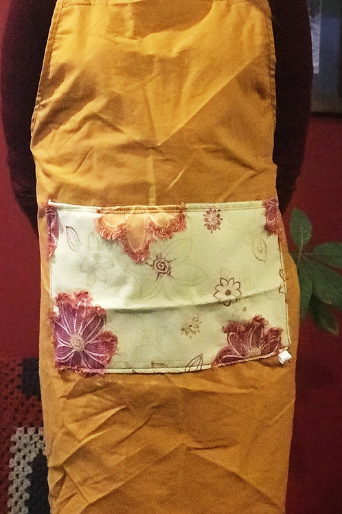 Floral Amber Apron
