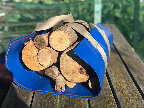 Sunny skies - firewood carrier