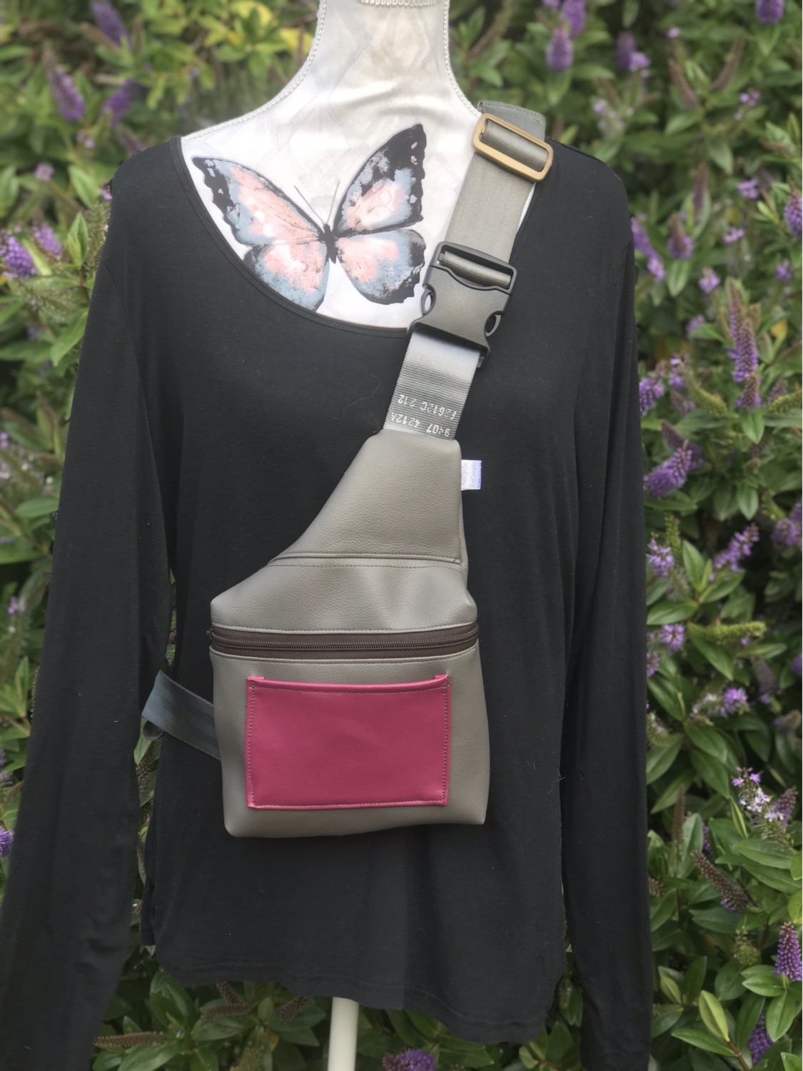 Cloudy Summer- Sling Bag