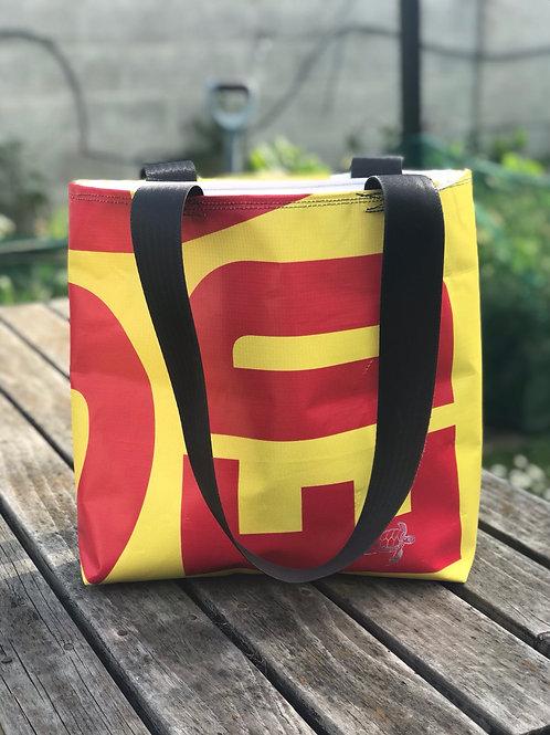 Ed- billboard tote bag