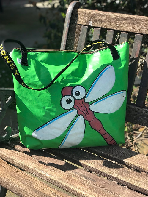 Dragonfly summer-Green
