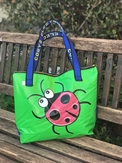 Lady Bugby - Green