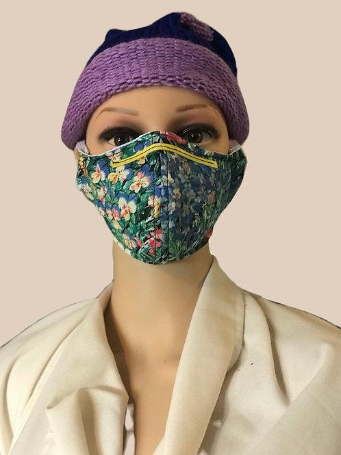 Marilyn's filtered face masks